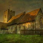 St Bartholomew Bobbing by Dave Godden