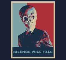 The Silence by kayve