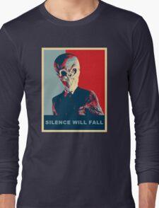 The Silence Long Sleeve T-Shirt