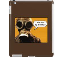 Empty Child iPad Case/Skin