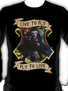 Fly to Live T-Shirt