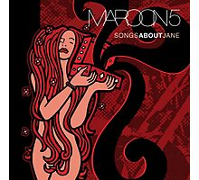 Songs About Jane Photographic Print