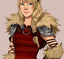 Astrid Hofferson by Amelia Buff