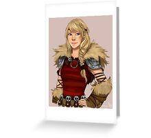 Astrid Hofferson Greeting Card