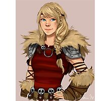Astrid Hofferson Photographic Print
