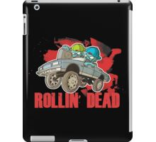The Walking Dead - The Rollin' Dead - TWD Parody iPad Case/Skin