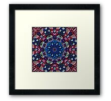 They Hold the Center Framed Print