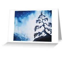 STORM DAWN ~ WATERCOLOUR Greeting Card