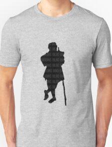 Bilbo Baggins and His Silhouette T-Shirt