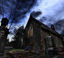beverley church by philge123