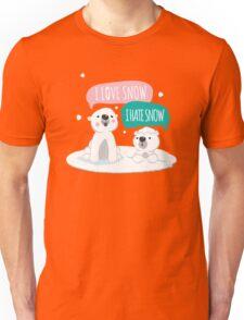 Polar Opposites Unisex T-Shirt