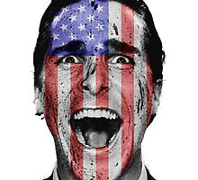 The American Psycho  by VictorVelocity