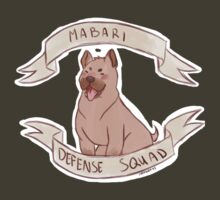 Dragon Age: Origins - MABARI DEFENSE SQUAD by 1000butts