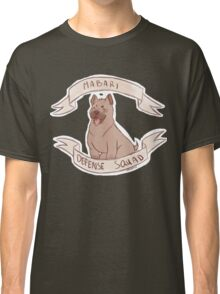 Dragon Age: Origins - MABARI DEFENSE SQUAD Classic T-Shirt