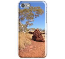 Pilbara - Termites iPhone Case/Skin