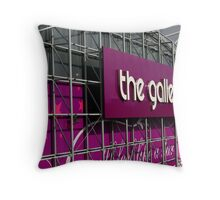 it ain't all gloom Throw Pillow