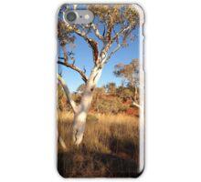 Pilbara - Trees iPhone Case/Skin