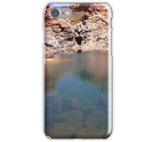 Pilbara - Hamersley Pool iPhone Case/Skin