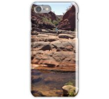 Pilbara - Hamersley Falls iPhone Case/Skin