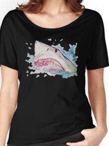 Jaws Women's Relaxed Fit T-Shirt