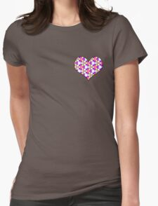 R7 Womens Fitted T-Shirt