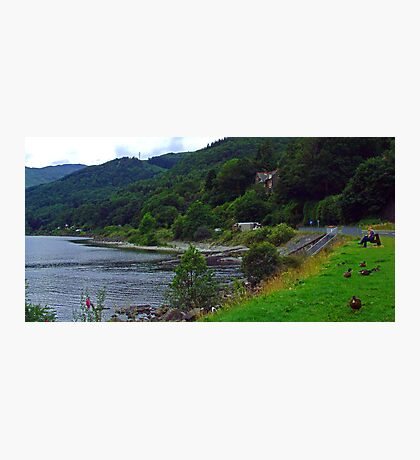 Loch Earn Photographic Print