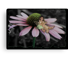 Bliss (In Selective Coloring) Canvas Print