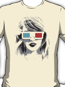 T-Swift 3D - Taylor Swift shirt, phone case, & more T-Shirt