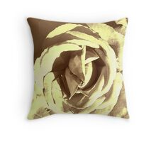 SEPIA COLLECTION ~ SEPIA ROSE #1  Throw Pillow