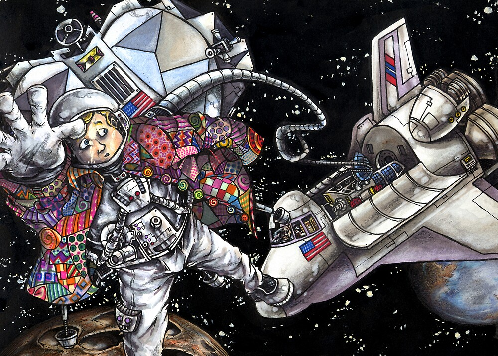NASA Must be Scraping the Bottom of the Barrel by Steven Novak