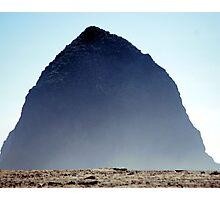 Haystack Rock Photographic Print