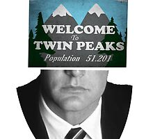 Welcome to Twin Peaks 3 by lewigie