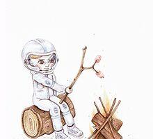 Spaceman by Sian Song Haldane