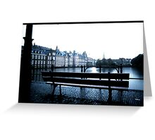 Den Haag Greeting Card
