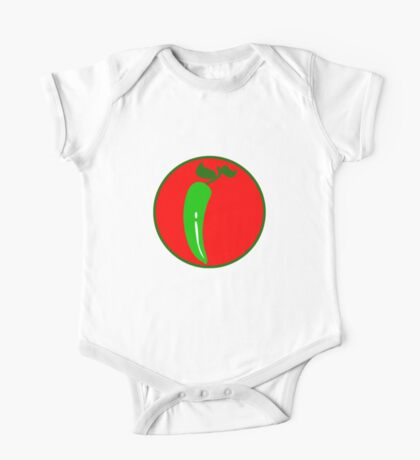 PEPPER PAPRIKA CHILI SPICE One Piece - Short Sleeve