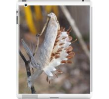 Pop goes the Milk Weed! iPad Case/Skin
