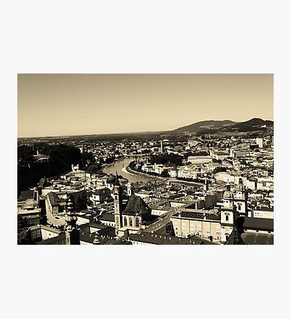 Salzburg, Austria Photographic Print