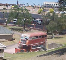 I'll take the next  Bus by Gabrielle Gergler