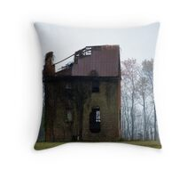 Haunted Ramsey House 2 Throw Pillow