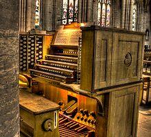 The Keyboard by Dave Warren