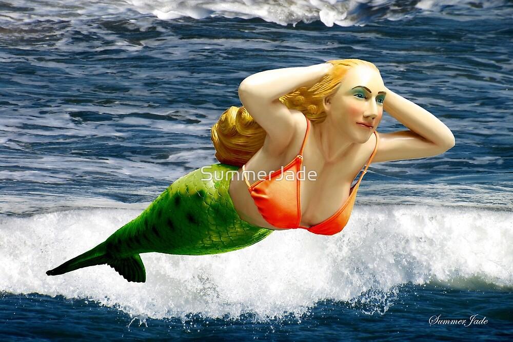 Mermaid ~ Feeling Free   by SummerJade
