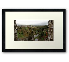Ireland - Blarney View Framed Print
