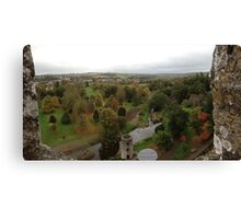 Ireland - Blarney View Canvas Print