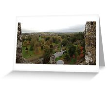 Ireland - Blarney View Greeting Card