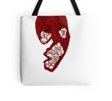 'Red Rose' Tote Bag
