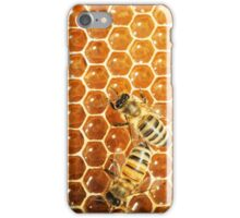 Honeycomb iPhone / Samsung Galaxy Case iPhone Case/Skin