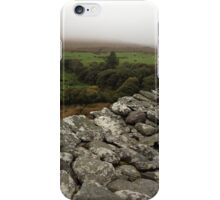 Ireland - Staigue Fort Top View iPhone Case/Skin