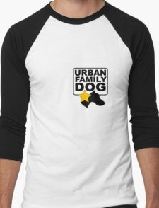 URBAN FAMILY DOG Men's Baseball ¾ T-Shirt