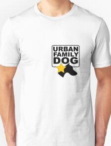 URBAN FAMILY DOG Unisex T-Shirt