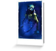 Cryptid Greeting Card
